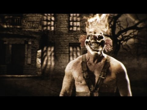 Sweet Tooth's Blood Filled Gifts Cutscene - Twisted Metal