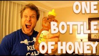getlinkyoutube.com-One Man. One Kilogram (2.2 lbs) Of Honey
