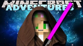 getlinkyoutube.com-Minecraft - Little Kelly Adventures : STAR WARS JEDI TRAINING!