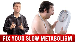 getlinkyoutube.com-How to Fix a Slow Metabolism: MUST WATCH!