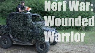 getlinkyoutube.com-Nerf War: Wounded Warrior