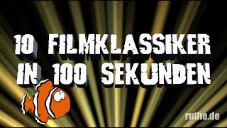 getlinkyoutube.com-Ruthe.de - 10 Filmklassiker in 100 Sekunden