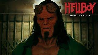"Hellboy (2019 Movie) Official Trailer ""Smash Things"" – David Harbour, Milla Jovovich, Ian McShane"