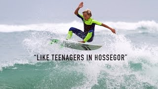getlinkyoutube.com-LIKE TEENAGERS IN HOSSEGOR - FULL MOVIE