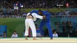 getlinkyoutube.com-L'Harai Goshi de Teddy RINER