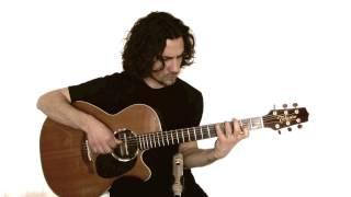 """Impressioni di settembre"" (PFM) per sola chitarra acustica - Mauro Stella"