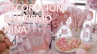 getlinkyoutube.com-Decoracion Bautismo Antonella Di Pietro