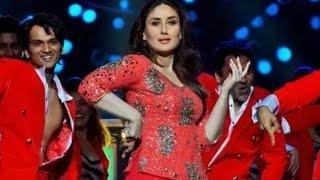 Kareena Kapoor Hot Dance Performance At Zee Cine Awards 2017