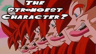 getlinkyoutube.com-Is Super Saiyan 4 Gogeta The Strongest Dragon Ball Character Ever? (Stronger Than Beerus And Whis)