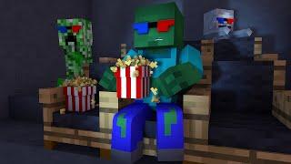 getlinkyoutube.com-Minecraft Escola Monstro #66 - MELHORES FILMES MONSTROS !! Monster School