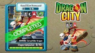 getlinkyoutube.com-Dragon City - Cereal Killers Dragon [Cereal Killers Tournament | Full Fight & Combat]