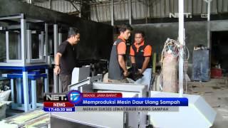 getlinkyoutube.com-NET17 - Pengusaha daur ulang sampah asal Bekasi meraup ratusan juta tiap bulan