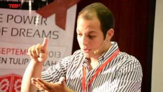 getlinkyoutube.com-The 8 steps to achieve your dreams: Hakim Semmami at TEDxKhouribga