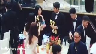 Fancam Compilation SAF AWARDS 2016 [Lee Joon Gi & Lee Ji Eun ~ IU]