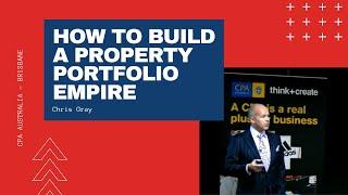 getlinkyoutube.com-How to build a property portfolio empire - Chris Gray - CPA Australia Brisbane