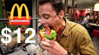 The $12 McDonald's Burger