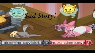 Animal Jam- Sad Story of a Poor Bunny Girl