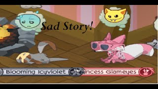 getlinkyoutube.com-Animal Jam- Sad Story of a Poor Bunny Girl