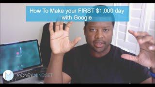 getlinkyoutube.com-How To make $1,000 a day with Google Adsense | Easy Way