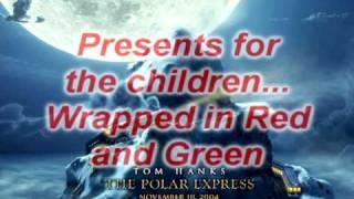 getlinkyoutube.com-When Christmas Comes To Town ~ The Polar Express [Lyrics]