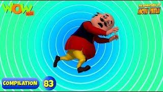 Motu Patlu - 6 episodes in 1 hour | 3D Animation for kids | #83