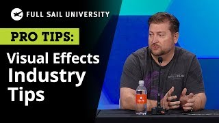 Software and Trends in the Visual Effects Industry | Full Sail University