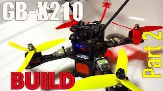 getlinkyoutube.com-GB-X210 Kit : Build Video Part 2