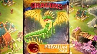 Dragons: Rise of Berk - Royal Fireworm (Premium) Pack Opening