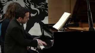 getlinkyoutube.com-Beethoven Piano Sonata No  27 in E Minor, Op  90 performed by Inon Barnatan