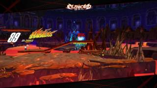 Elsword KR - Trans. Apostasia - 9-x - Gameplay with 5 skills