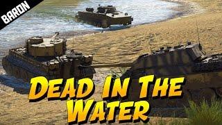 getlinkyoutube.com-War Thunder Gameplay PT-76 Amphibious Assaults (War Thunder Tanks Gameplay)
