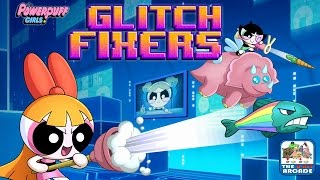 The Powepuff Girls: Glitch Fixers - The Internet Is Under Attack! (Cartoon Network Games)