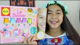 getlinkyoutube.com-DIY Lip Shimmer Popsicles Popsicle Keychains   B2cutecupcakes