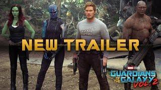 getlinkyoutube.com-NEW Guardians of the Galaxy Vol. 2 Trailer - WORLD PREMIERE