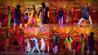 getlinkyoutube.com-Dance performance in Sakif Bhaiya's Holud Program