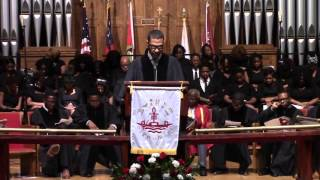 getlinkyoutube.com-Homecoming Sunday 2015•Rev Dr Grainger Browning Jr •Yes He Can!• Sunday October 25, 2015