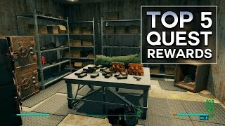 getlinkyoutube.com-Fallout 4 - Top 5 Quest Rewards