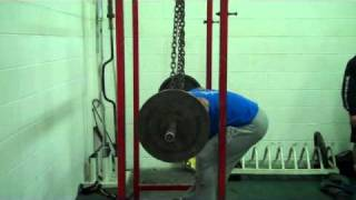 getlinkyoutube.com-Westside Barbell Max Effort GM/Squat