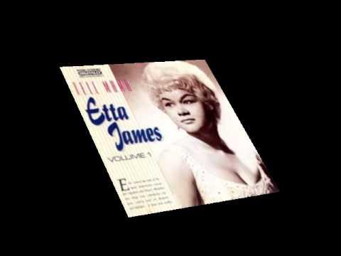All I Could Do Was Cry En Español de Etta James Letra y Video