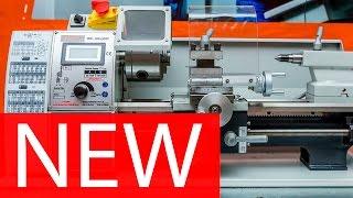 getlinkyoutube.com-Настольный токарный станок по металлу Metal Master MML 180x300  v