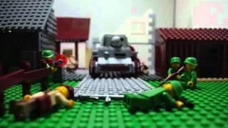 getlinkyoutube.com-lego ww2 the battle of Caen