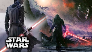 Knights of Ren Lightsaber & Armor Meanings Revealed! - Star Wars Episode 8: The Last Jedi