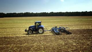 New Holland T6 - Infiniment performant