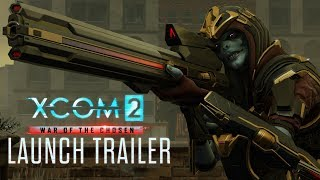 XCOM 2 - War of the Chosen Megjelenés Trailer