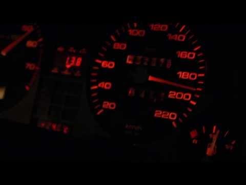 Audi 80 B4 ABK В Пути... (195км R16)