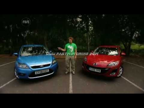 Mazda 3 2010 Fifth Gear Review