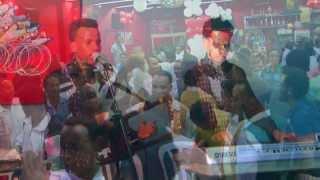 getlinkyoutube.com-eritrean wedding in israel by kobrom (kobra) wedi tukul old songs