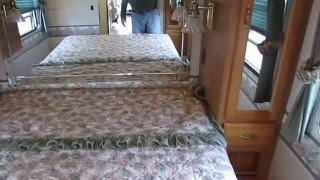getlinkyoutube.com-1998 Gulfstream Sun Voyager 8293 Diesel Pusher, 36,000 Miles, Only 29 ft. Long, $21,900