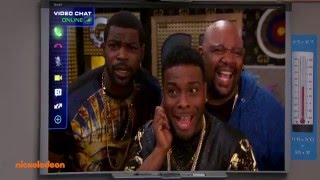 "getlinkyoutube.com-Sheldon Bailey is ""Ruthless"" on Nickelodeon's Game Shakers vol. 1"