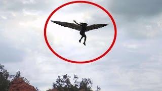getlinkyoutube.com-Los 7 videos más sorprendentes de Ángeles captados en Videos